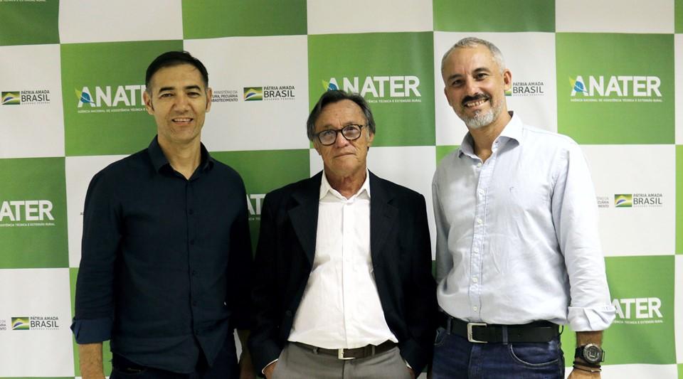 Parceria entre Anater e Incaper potencializa agricultura familiar no Espírito Santo