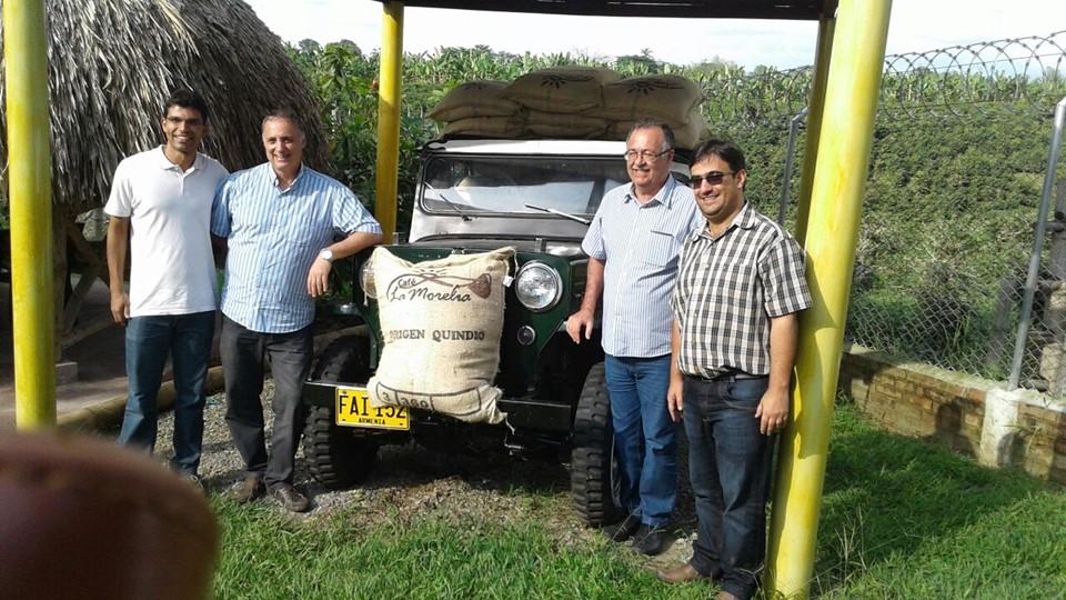 Incaper realiza visita técnica à Colômbia para conhecer produção de cafés especiais