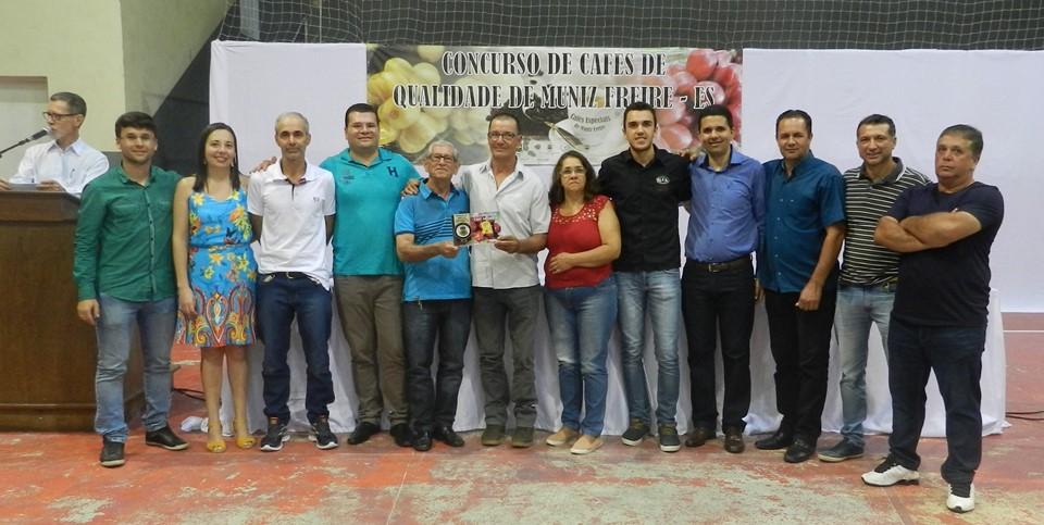 Muniz Freire (ES) encerra o ano elegendo o melhor café arábica do município