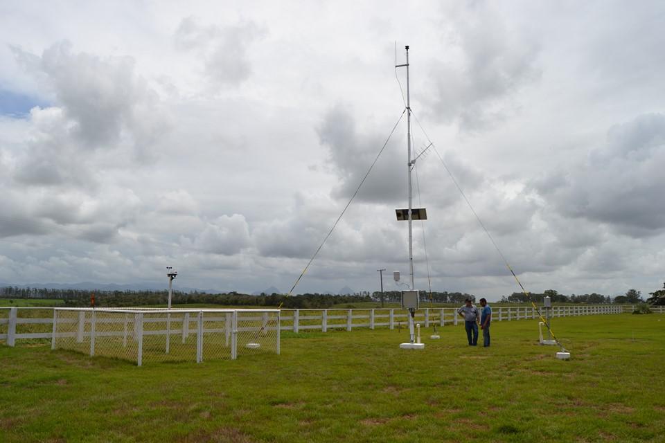 Resultado de imagem para Estação meteorologica incaper