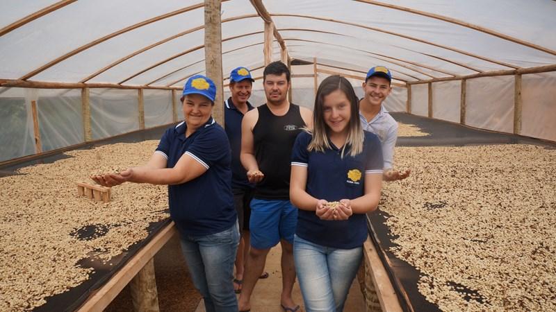 Cafés especiais ampliam perspectivas da juventude rural no ES